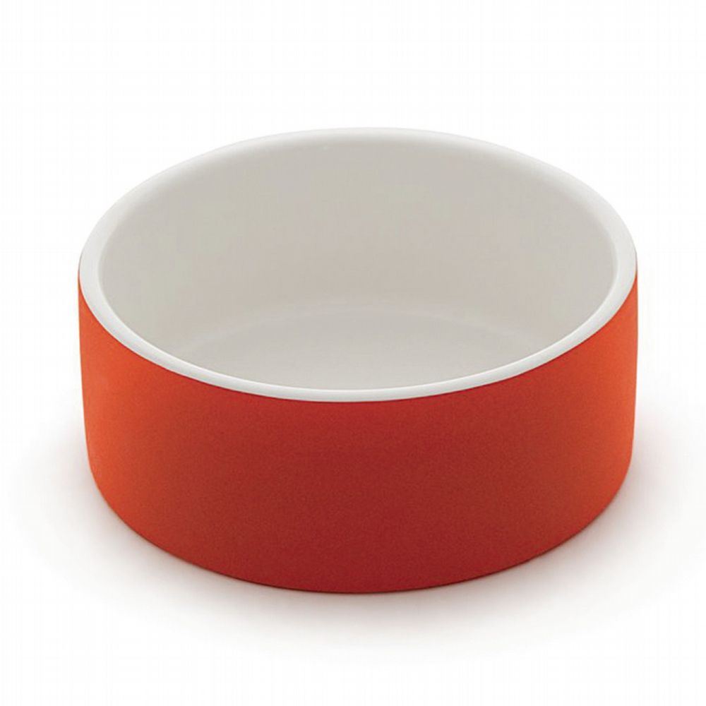 Self-Cooling Food & Water Bowl - Orange (3 sizes Available)